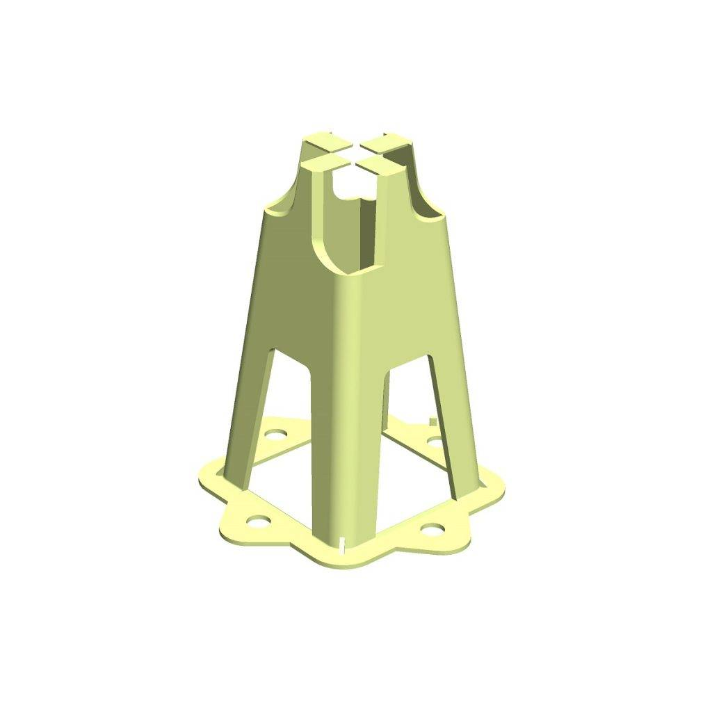 Grade Plate Spacer