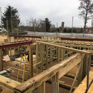 Steel Beams for Builders