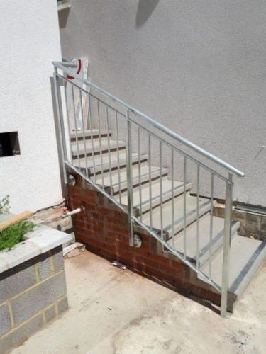 Small Steel Handrail